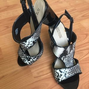 Kenneth Cole Reaction, high heels, size 7.5